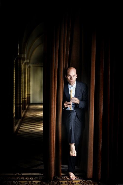 Erik Bosgraaf bij philharmonie zuidnederland