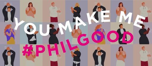 You make me #philgood