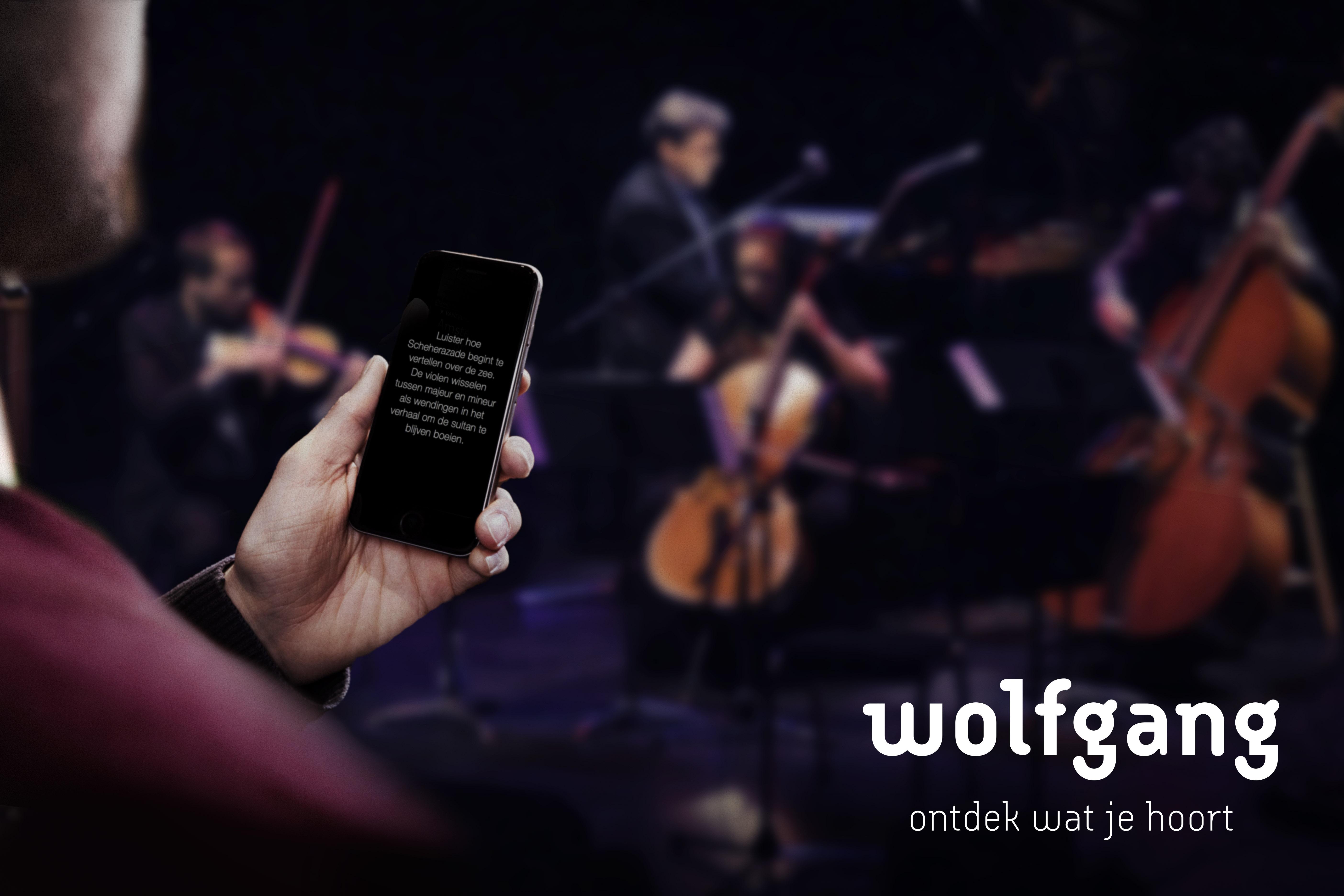 Wolfgang app